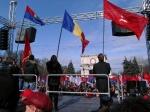Manifestations à Chisinau.