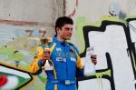 i Moldavie, Chisinau : premier championnat de karting.