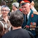 Moldavie, 9 mai, fête de la victoire.
